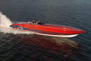 Jet Skier, Injured by Wake on Lynnhaven River, Sues Cigarette Boat Owner