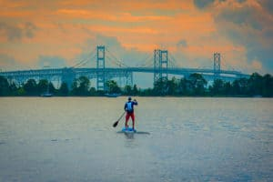 VIDEO: Bay Paddle Returns as Team Relay