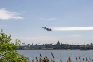 Blue Angels to Come Roaring Back to Annapolis