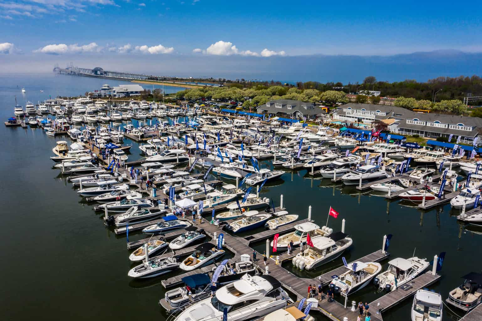 Largest Combined Spring Sail, Powerboat Show Kicks Off on Kent Island
