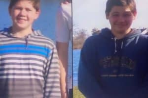 Missing Paddlers Aged 15, 13 Found Safe After Major Potomac River Search