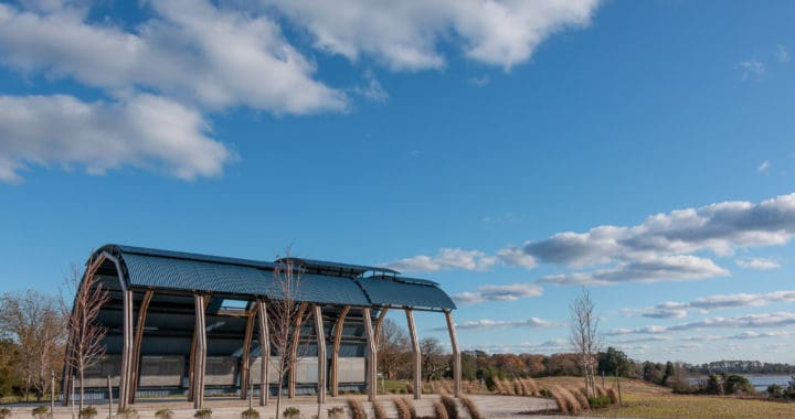 New Va. State Park Designed with Tribal Leaders on York River