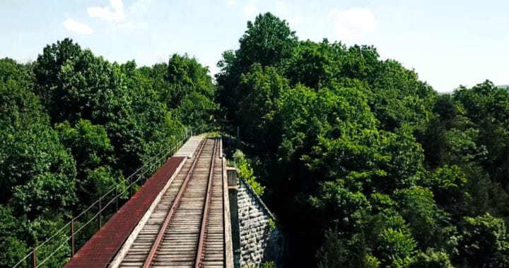 50-Mile Northern Shenandoah Rail Trail in the Works