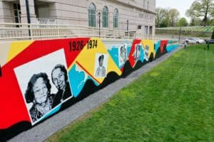 VIDEO: New Annapolis Mural Pays Homage to Historic Black Beach Resort