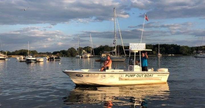 ShoreRivers Celebrates Chester River No Discharge Zone