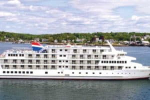 American Cruise Lines First to Set Sail in 2021