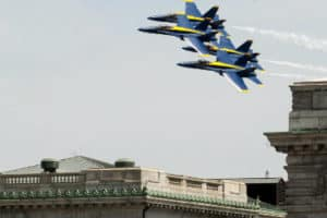 Blue Angels Return to Annapolis: How & Where to Watch