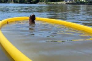 Nettle Net Boat Pool