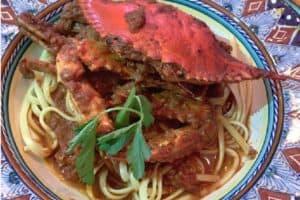 Crabs & Spaghetti