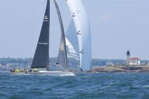 Local Sailors Finish Fast in Annapolis-to-Newport Race