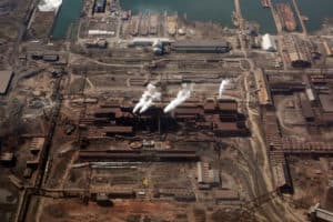 EPA to Prioritize Pollution Cleanup on Bear Creek Near Sparrows Point Industrial Site