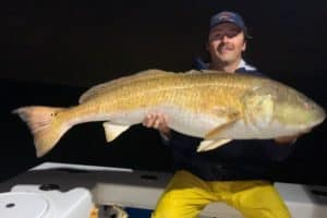 Aspiring Va. Charter Captain Catches Potential World Record Red Drum