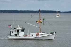 Bay Buyboat History Comes to Life in Annual Rendezvous