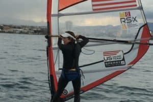 VIDEO: Windsurfer Hailing from Annapolis Heads for Tokyo Olympics