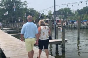 VIDEO: Dock & Dine with Waterfront Wednesdays