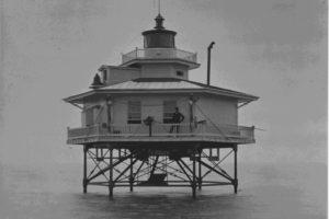 Historic Marker Highlights Deltaville Lighthouse's Role in Slavery Escape