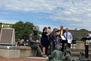 Annapolis City Dock to Get Slave Trade Port Marker