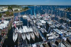 52 Years of Boat Show Memories on Display in Annapolis