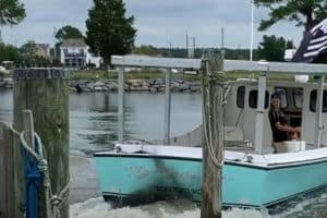VIDEO: Chesapeake Cowboys Compete for Best Docking Skills