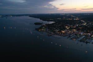 SLIDESHOW: First Havre de Grace Lighted Boat Parade