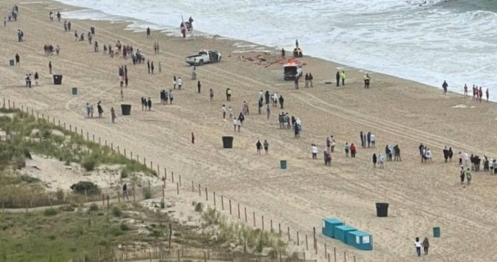 17-Year-Old Disappears While Swimming in Ocean City