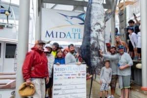 Monster Blue Marlin Breaks Md. Record