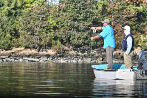 Va.'s Only Saltwater Fly-Fishing Tournament Supports Veterans