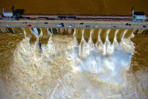 Conowingo Floodgates Cause Flooded Roads and Bay Debris