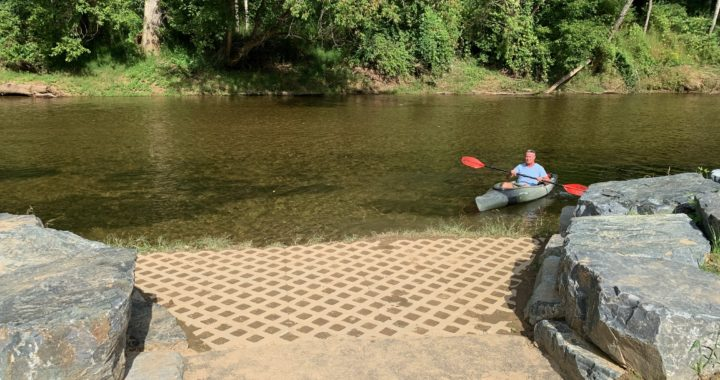 New Deer Creek Water Trail Opens New Kayak Launch in Harford Co.