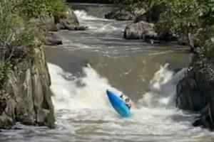 VIDEO: Potomac Rapids Rescue Highlights River Danger
