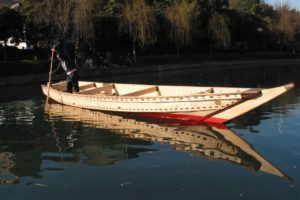 Master of Japanese Boatbuilding Gives Demo at Maritime Museum