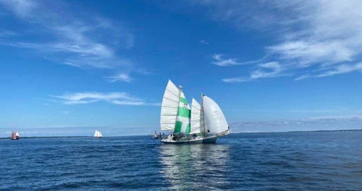 Great Chesapeake Bay Schooner Race: Where's the Wind?