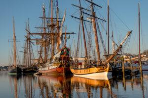 Tall Ships & Bluegrass: Sultana Downrigging Festival Returns